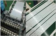 LCD Ekranlı 0.8 - 3.0 mm Kalın Pcb Depolama Makinesi Yüksek Hızlı Çelik Bıçak