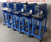 Çin Giyotin Tipi PCB Skorlama Makinesi Gaz Elektrik Hafif Ağırlık Fabrika