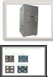 Püskürtme Çelik Palet Temizleme Makinesi, Düşük Gürültülü Ultrasonik Temizleme Ekipmanı