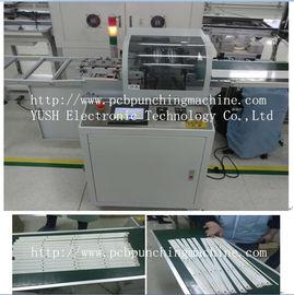 Çok Bıçaklı Otomatik PCB Ayırıcı / PCB Depaneling / LED PCB Kesici Makinesi YSVJ-650