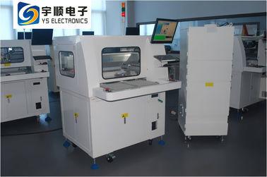 Devre Kesme / Otomatik Pcb Montajı İçin Yüksek Hız CNC PCB Yönlendirici