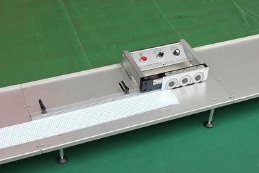 600mm / 1.2m LED ışık bar / LED Metal panolar / LED Alüminyum paneller Depaneling / LED PCB KESME MAKİNESİ YSVC-3S