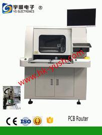 Lazer PCB Depaniring Router PCB Depanelizer CNC Otomatik PCB Ayırımı