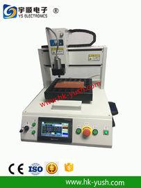 CNC Masaüstü PCB yönlendirici makinesi, Küçük Ekonomi PCB yönlendirme ekipmanı