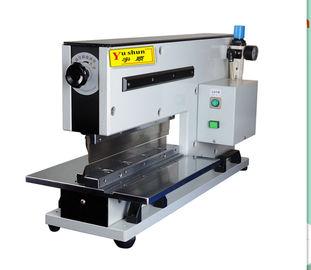 Pnömatik giyotin PCBA / FR4 PCB Depaneling / Depaneler, V-CUT MC PCB Separtor / PCB Kesici YSVC-2