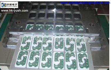 Dökme demir çerçeveli özel kalıplama PCB Delme Kalıbı